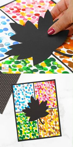 Four Seasons Art Project for Kids