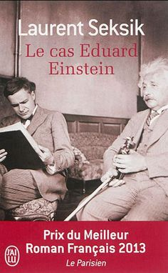 Prêtant sa voix à Eduard, le fils d'Albert Einstein interné dès l'âge de 19 ans en clinique psychiatrique, l'auteur dévoile un drame familial et la part d'ombre d'un savant au coeur des troubles internationaux des années 1930. Le cas Eduard Einstein - Laurent Seksik