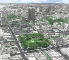 Moore Square Master Plan