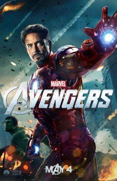 Avengers! and Tony Stark/Ironman/Robert Downey Jr.
