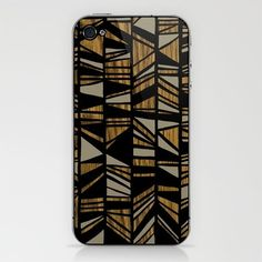 Azteca by Marina Molares IPHONE & IPOD SKIN