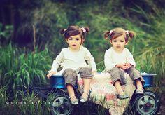 Amiya and Leila Sibling Photo Shoots, Sibling Poses, Kid Poses, Siblings, Twins, Twin Toddler Photography, Girl Photography, Children Photography, Fashion Photography