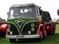 Foden Flatbed Lorries - 1960 | Flickr - Photo Sharing!