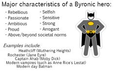 Major characteristics of a Byronic Hero Writing Prompts, Writing Tips, Heathcliff Wuthering Heights, Byronic Hero, Modern Vampires, Hero Quotes, Ap Literature, Microsoft, Vocabulary Words