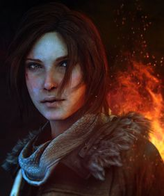 Rise of the Tomb Raider by dalur on DeviantArt