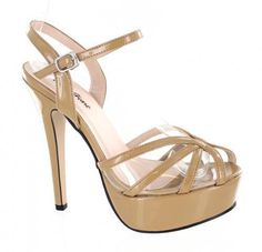 Nude Pageant Shoes 55