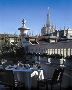 Milano - Hotel Park Hyatt 6* #Scala din #Milano