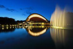 """La """"Casa delle culture del mondo"""" una #twitpic da #berlino di Libra #gutentag"""