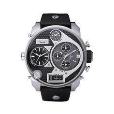 Diesel heren horloge Mr. Daddy DZ7125