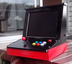 Raspberry Pi 2-powered arcade cabinet – aaroNiGHTS blog on IGN