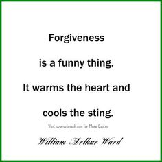 Good Forgiveness Quotes with images. Follow us for more awesome quotes: https://www.pinterest.com/bmabh/, https://www.facebook.com/bmabh.