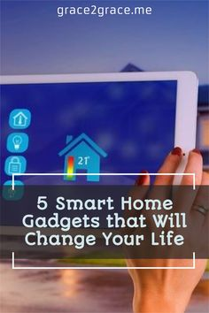 5 Smart Home Gadgets that Will Change Your Life Home Gadgets, New Gadgets, Power Bill, Smart Home Technology, Home Activities, Water Conservation, Miraculous, You Changed, Creative Design