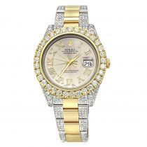 Rolex Diamond Watches | Custom Iced Out Rolex Watches for Men & Women Please Comment, Like, or Re-Pin for later 😍💞 gold rolex watch, gold rolex daytona, gold rolex watches men, gold rolex submariner, white gold rolex, gold rolex day date Latest Rolex Watches, Rolex Watches For Sale, Fossil Watches, Rolex Diamond Watch, Diamond Watches For Men, Gold Watches, Golden Watch, Oyster Perpetual Datejust, Gold Rolex