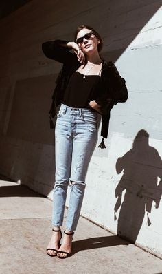 Need a date outfit that's both comfortable and cute? Don't fret—these featured fashion girls are way ahead of you.
