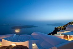 Perched on Santorini's Caldera edge, overlooking the sea and the volcano, in the village of Imerovigli, this exclusive luxury hotel effortlessly blends a sense of glamour, heritage, modern amenities and highly personalized services.