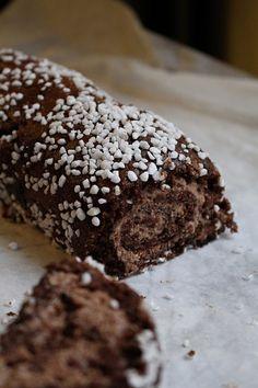 Chokladbollsrulltårta | sweetandsimple | Bloglovin'