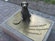памятник бездомной собаке – #Россия #Тюменская_область (#RU_TYU) Мы за гуманное отношение к бездомным животным.  #достопримечательности #путешествия #туризм http://ru.esosedi.org/RU/TYU/1000045991/pamyatnik_bezdomnoy_sobake/