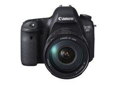 Mit der Canon EOS 6D brachte der Hersteller 2013 eine digitale Spiegelreflexkameras mit Vollformat-Sensor für unter 2.000 Euro auf den Markt.