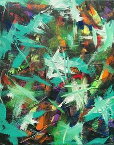 Make This Original Painting Yours at https://www.etsy.com/listing/250375783/original-acrylic-abstract-painting-on