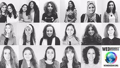 The inspirational video features female power forces Farida Temraz, Amy Mowafi, and Mai Abdel Asim, who was appointed this year as the country's WED Ambassador. Egypt Country, Arab Fashion, Inspirational Videos, Powerful Women, Boss Lady, Entrepreneurship, Polaroid Film, Female Power, Day