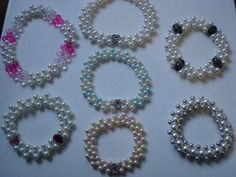 Pearl collars for dogs and cats