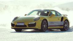 Porsche Snow Force 2015