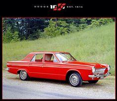 1963 DODGE DART 270 SEDAN (USA)