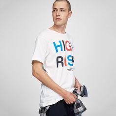 Pull&Bear High Risk Short Sleeve Tee Shirt   #polorepublica #elo #exportleftovers