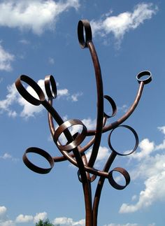 Whitmore Boogaerts metal sculpture