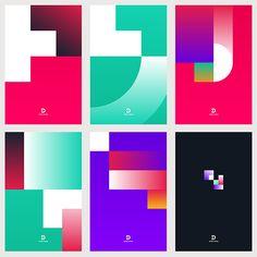 A bold Adobe Design Rebrand | Abduzeedo