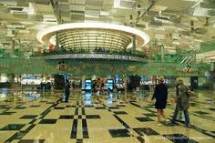 Singapore airport -  A rapid growth of the Singapore airport