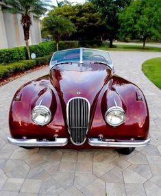 Jaguar Predecessor to XK-E Classic Cars British, British Sports Cars, British Car, Classic Sports Cars, Jaguar Xk120, Retro Cars, Vintage Cars, Antique Cars, Mitsubishi Lancer Evolution