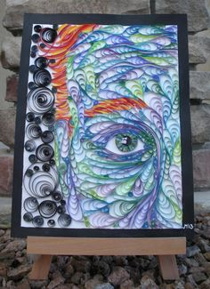 Hey, I found this really awesome Etsy listing at http://www.etsy.com/listing/175549429/th-paper-quilled-portrait-of-tom