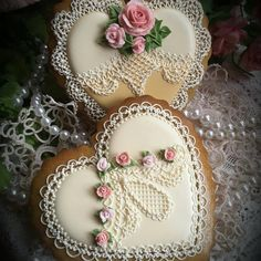 Keepsake cookies by Teri Pringle Wood