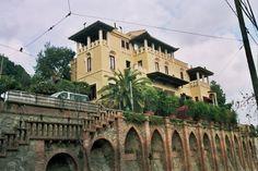 Casa Cuberta. Avingua del Tibidabo 56. Arquitecte Rubió i Bellver