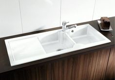 New Blanco sink