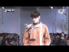 한현민_2015SS 서울패션위크 - YouTube