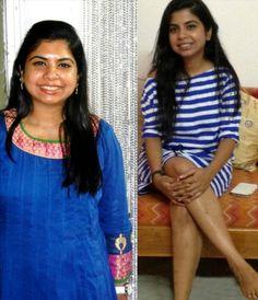 मैनें अपना वजन दो महीनों में ८५ किलो से ५४ किलो कैसे कर लिया
