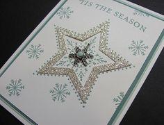Many Merry Stars stamp set www.starzlstamps.com