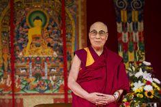 L'aura du dalaï-lama de plus en plus forte à travers le monde #fle #APFrench