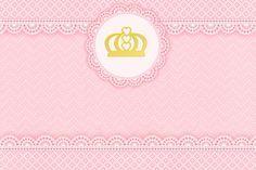 Montando minha festa: Princesas