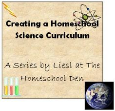 How to create a seamless science curriculum in your homeschool. (Elementary, but there's also a post for the preschool years)