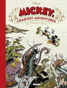 Mickey (collection Disney / Glénat) Mickey's Craziest Adventures