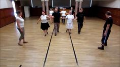 English Country Dance - Old Bachelor - with Tutorial - Arbon e.V.
