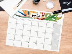 Planners gratuitos para você baixar e se organizar melhor durante o dia a dia