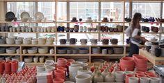 Heath Ceramics, SF studio
