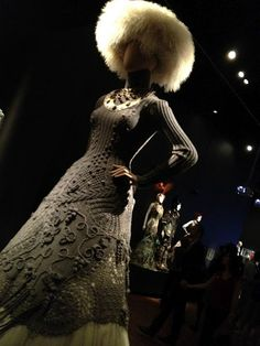 Gaultier at the de Young