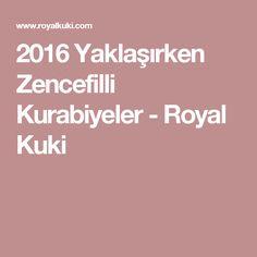 2016 Yaklaşırken Zencefilli Kurabiyeler - Royal Kuki