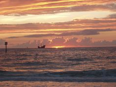 Hudson, FL : October 2003 Clearwater Beach Sunset photo, picture ...