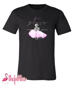 Marilyn Monroe Be Brave T-shirt Marilyn Monroe T Shirts, Brave, Girls, Mens Tops, Design, Style, Fashion, Toddler Girls, Swag